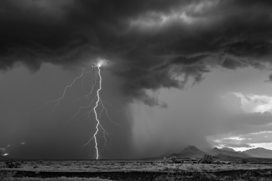 Mitch Dobrowner, Lightning and Homestead